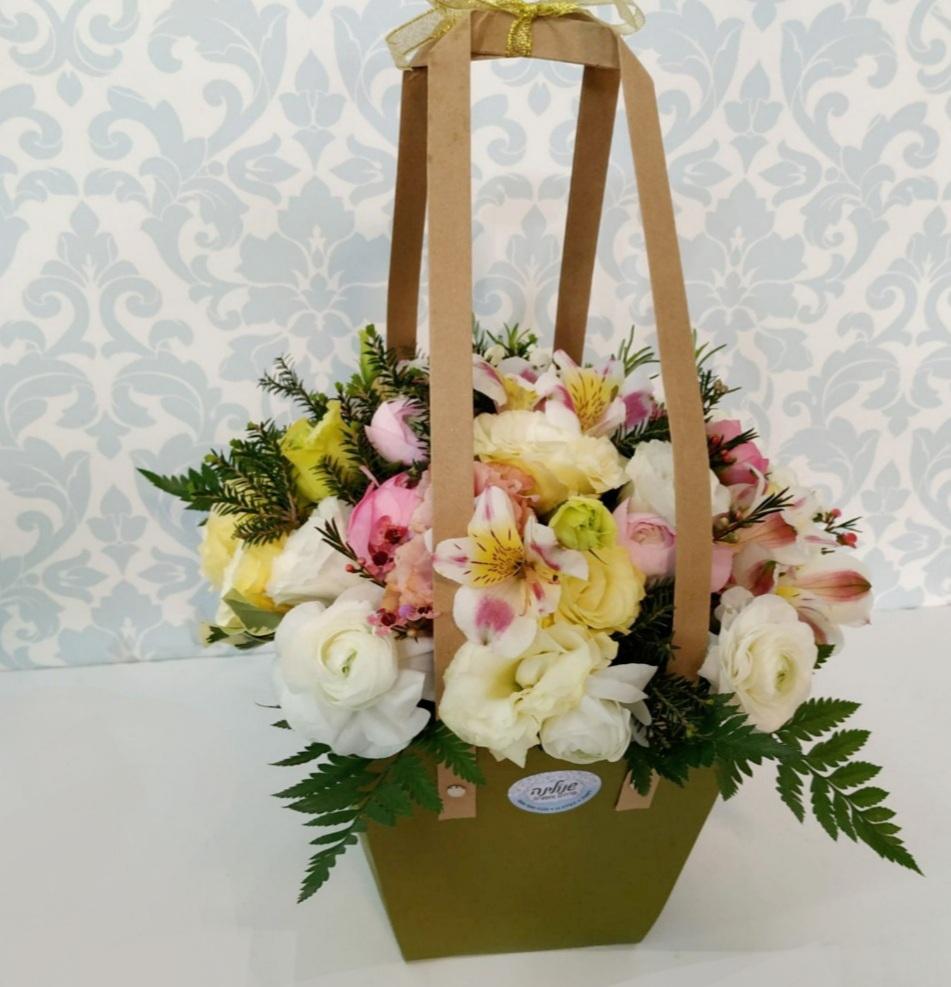 קופסת פרחים שנולינה