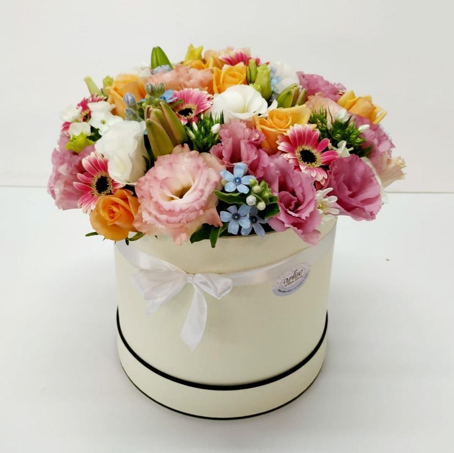 Flower Box מלכותי